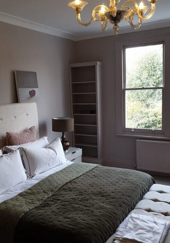 Bedroom decoration #farrow and ball paints c