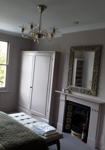 Bedroom decoration #farrow and ball paints d
