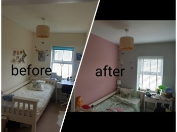 Before and after pics d