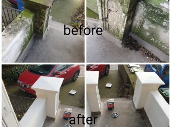 Before and after pics e
