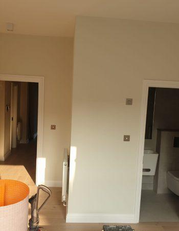 New build (3 flats) a