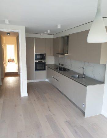 New build (3 flats) d