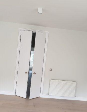 New build (3 flats) i