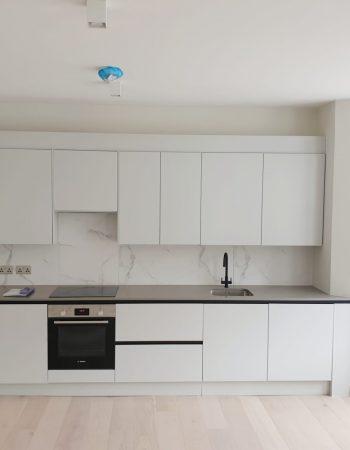 New build (3 flats) j