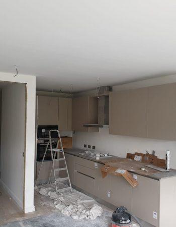 New build (3 flats) o