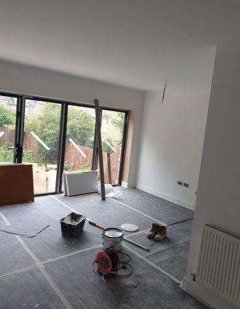 New build (3 flats) p