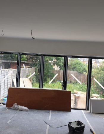 New build (3 flats) q
