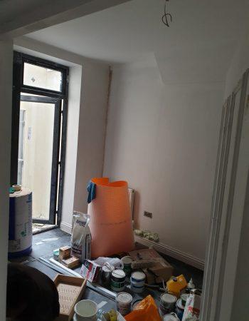 New build (3 flats) r