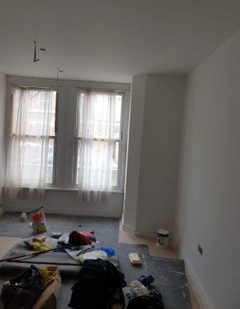 New build (3 flats) s