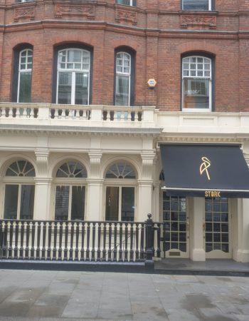Restaurant in Mayfair b