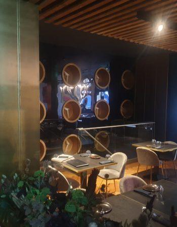 Restaurant in Mayfair c