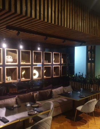 Restaurant in Mayfair d